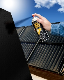 Solar Collector Coating Paint